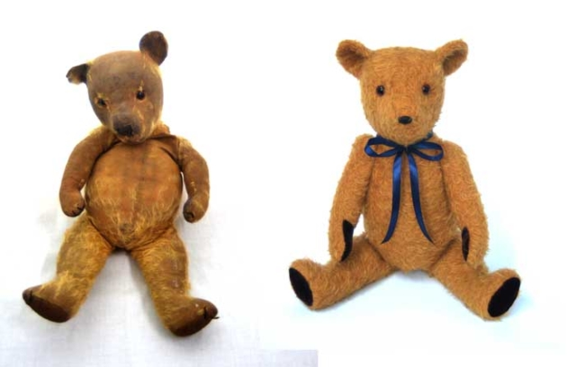 Antique Teddy Bear Restoration