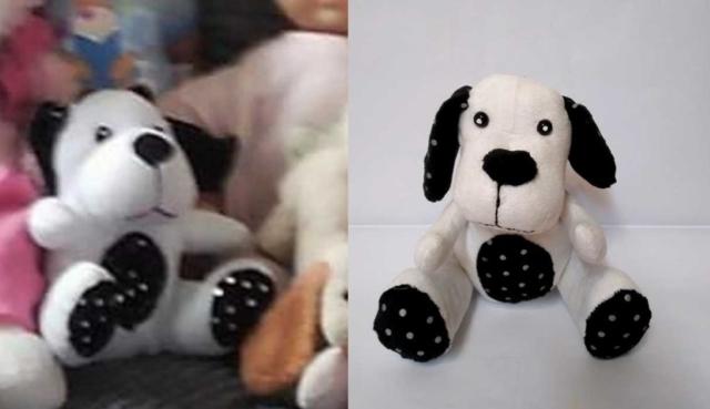 Dog Toy reconstruction