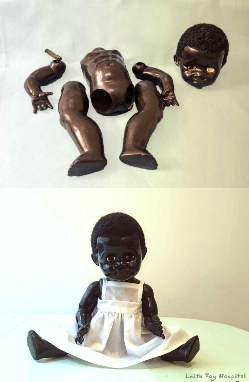 Doll Restringing