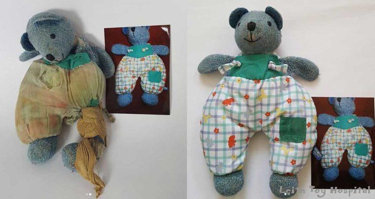 custom toy clothing