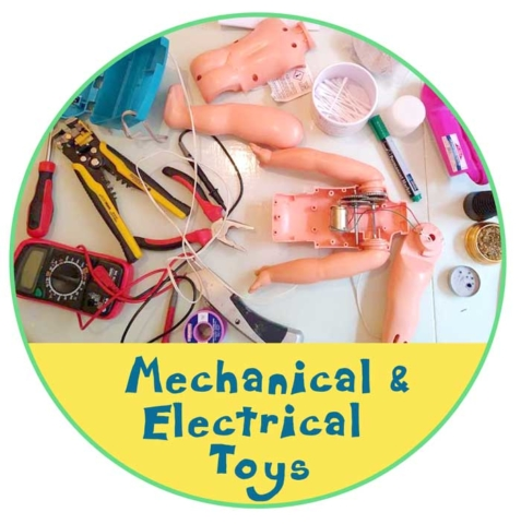 Electronic Toy Repairs