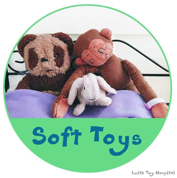 Soft Toy Repairs