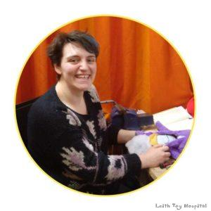 Charlotte who does our electrical toy repairs