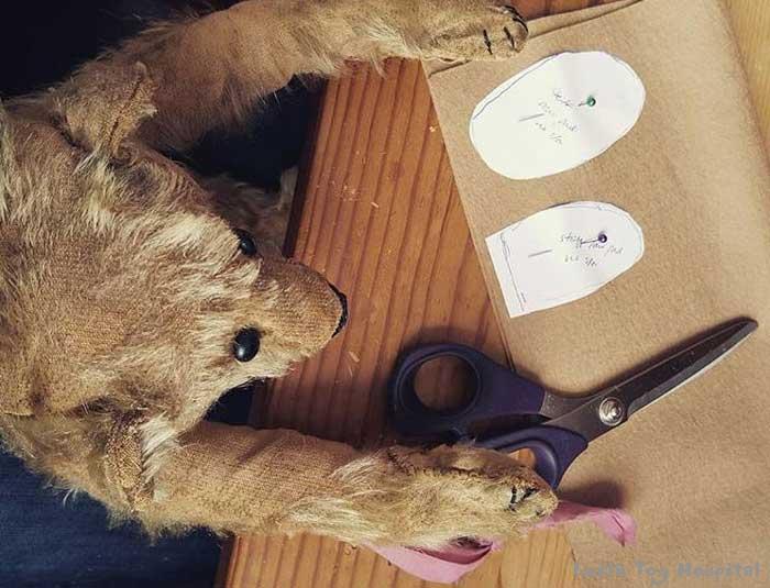 Teddy Repair