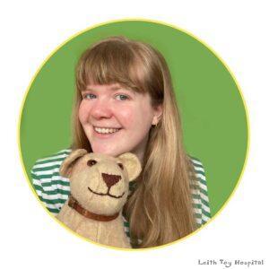 Aimee Whyte - teddy doctor