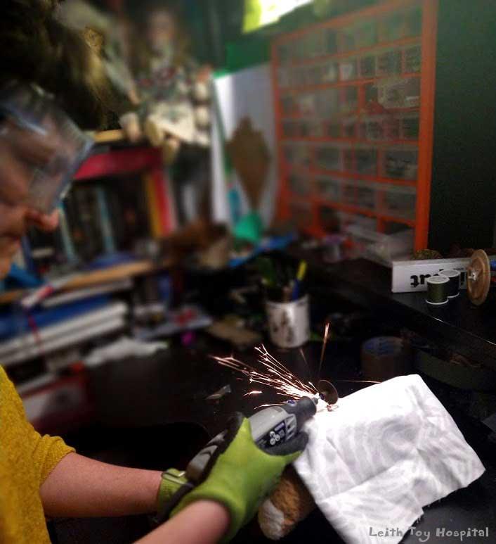 Mechanical Toy Repair